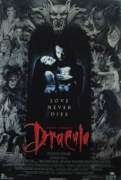 """Gary Oldman Signed """"Dracula"""" 27x40 Poster (Beckett COA) (See Description) at PristineAuction.com"""