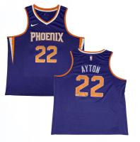 "Deandre Ayton Signed LE Suns Jersey Inscribed ""2018 NBA #1 Pick"" (Game Day Legends COA & Steiner Hologram) at PristineAuction.com"