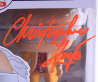 "Christopher Lloyd Signed ""Back to the Future"" #960 Doc 2015 Funko Pop! Vinyl Figure (AutographCOA COA) (See Description) at PristineAuction.com"