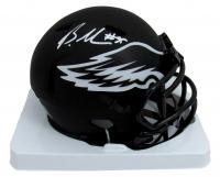Brandon Graham Signed Eagles Eclipse Alternate Speed Mini Helmet (JSA COA) at PristineAuction.com