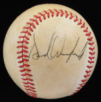 Dave Winfield Signed OAL Baseball (PSA COA) (See Description) at PristineAuction.com