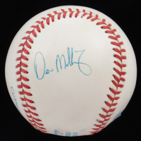 Don Mattingly Signed OAL Baseball (PSA COA) at PristineAuction.com