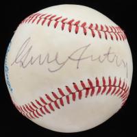 Gene Autry Signed OAL Baseball (PSA COA) (See Description) at PristineAuction.com