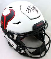 J.J. Watt Signed Texans Full-Size Authentic On-Field Lunar Eclipse Alternate SpeedFlex Helmet (JSA Hologram & Watt Hologram) at PristineAuction.com