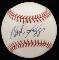 Wade Boggs Signed OAL Baseball (PSA COA) at PristineAuction.com