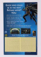"2001 ""Batman"" Issue #595 DC Comic Book at PristineAuction.com"