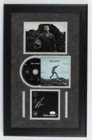 "Nick Jonas Signed ""Spaceman"" 16.5x22.5 Custom Framed CD Cover Display (JSA COA) at PristineAuction.com"