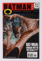 "2000 ""Batman"" Issue #584 DC Comic Book at PristineAuction.com"