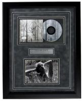 "Taylor Swift Signed ""Folklore"" 16.5x20.5 Custom Framed CD Cover Display (JSA COA) at PristineAuction.com"