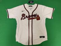 Ronald Acuna Jr. Signed Braves Jersey (Beckett Hologram) at PristineAuction.com