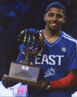 Kyrie Irving Signed 8x10 Photo (PSA Hologram) at PristineAuction.com