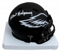 Wilbert Montgomery Signed Eagles Eclipse Alternate Speed Mini Helmet (JSA COA) at PristineAuction.com