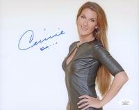 Celine Dion Signed 8x10 Photo (JSA COA) at PristineAuction.com