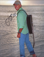 Jimmy Buffett Signed 8x10 Photo (REAL LOA) at PristineAuction.com