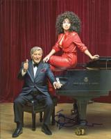 Lady Gaga & Tony Bennett Signed 8x10 Photo (JSA LOA) at PristineAuction.com