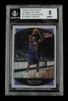 Vince Carter 1999-00 Ultimate Victory Victory Collection #79 (BGS 8) at PristineAuction.com