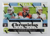 2020 Panini Chronicles Football Mega Box with (10) Packs at PristineAuction.com