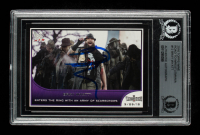 Bray Wyatt Signed 2016 Topps WWE Road to WrestleMania #12 (BGS Encapsulated) at PristineAuction.com
