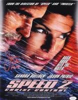 """Jason Patric Signed """"Speed 2: Cruise Control"""" 11x14 Movie Poster Inscribed """"Alex"""" (JSA COA) at PristineAuction.com"""