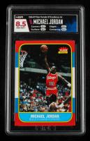 Michael Jordan 1996-97 Fleer Decade of Excellence #4 (HGA 8.5) at PristineAuction.com
