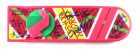 """""""Back To The Future Part II"""" Full-Size Hover Board Signed By (11) with Michael J. Fox, Christopher Lloyd, Bob Gale, Alan Howarth, Darlene Vogel with Multiple Character Inscriptions (AutographCOA Hologram) (See Description) at PristineAuction.com"""