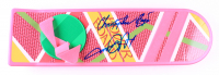 """Michael J. Fox & Christopher Lloyd Signed """"Back To The Future Part II"""" Full-Size Hover Board (AutographCOA Hologram) (See Description) at PristineAuction.com"""