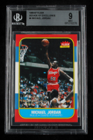 Michael Jordan 1996-97 Fleer Decade of Excellence #4 (BGS 9) at PristineAuction.com
