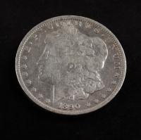1890-O Morgan Silver Dollar at PristineAuction.com