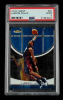 LeBron James 2005-06 Finest #85 (PSA 9) at PristineAuction.com