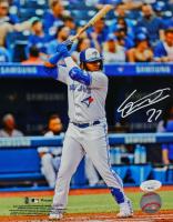 Vladimir Guerrero Jr. Signed Blue Jays 8x10 Photo (JSA Hologram) at PristineAuction.com