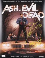 "Dana DeLorenzo Signed ""Ash vs Evil Dead"" 11x14 Photo Inscribed ""Kelly"" (JSA COA) at PristineAuction.com"