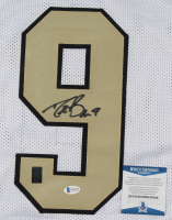 Drew Brees Signed Jersey (Beckett COA & Brees Hologram) at PristineAuction.com