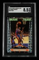 Dennis Rodman 1992-93 Stadium Club Beam Team #19 (SGC 8.5) at PristineAuction.com