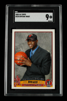 Dwyane Wade 2003-04 Topps #225 RC (SGC 9) at PristineAuction.com