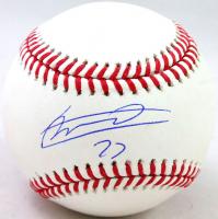 Vladimir Guerrero Jr. Signed OML Baseball (JSA Hologram) at PristineAuction.com
