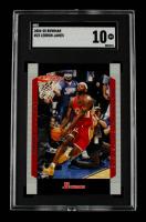 LeBron James 2004-05 Bowman #23 (SGC 10) at PristineAuction.com