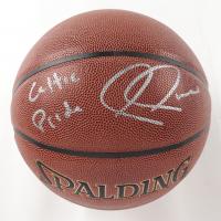 "Paul Pierce Signed NBA Basketball Inscribed ""Celtic Pride"" (Beckett Hologrram) at PristineAuction.com"