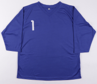 Hope Solo Signed Jersey (RSA Hologram) at PristineAuction.com