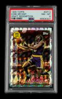 Kobe Bryant 1996-97 Topps Draft Redemption #13 (PSA 8) at PristineAuction.com