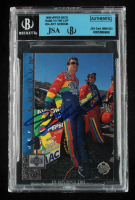 Jeff Gordon Signed 1998 Upper Deck Road To The Cup #24 (JSA Encapsulated) at PristineAuction.com