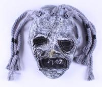 """Corey Taylor Signed """"Slipknot"""" Mask (Beckett Hologram) (See Description) at PristineAuction.com"""