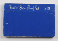 1969 United States Mint Sealed Proof Set with (5) Coins (See Description) at PristineAuction.com