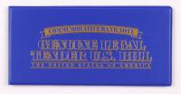 Donald Trump Genuine Legal Tender U.S. $2 Bill Commemorative Edition Bank Note at PristineAuction.com