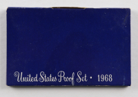 1968 United States Mint Sealed Proof Set with (5) Coins (See Description) at PristineAuction.com
