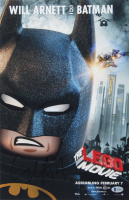 "Will Arnett Signed ""The Lego Movie"" 11x17 Photo (Beckett COA) at PristineAuction.com"