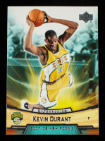 Kevin Durant 2007-08 Upper Deck NBA Rookie Box Set #11 RC at PristineAuction.com