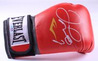 Floyd Mayweather Jr. Signed Everlast Boxing Glove (PSA COA) (See Description) at PristineAuction.com