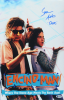 "Sean Astin Signed ""Encino Man"" 11x17 Photo Inscribed ""Dave"" (Beckett COA) at PristineAuction.com"