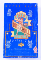 1993 Upper Deck Series 2 Baseball Hobby Box with (36) Packs at PristineAuction.com
