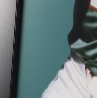 Dan Marino Signed 35x43 Custom Framed Jersey Display (JSA Hologram) (See Description) at PristineAuction.com